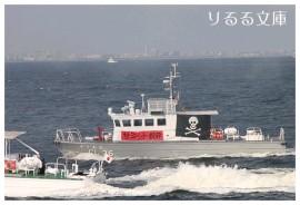 海上規制訓練
